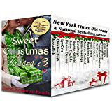 Sweet Christmas Kisses 3: A Bundle of 17 Wholesome Holiday Romances (English Edition)