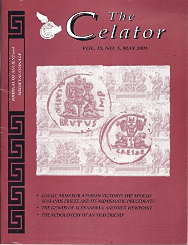The Celator Magazine  May 2001