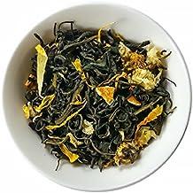 Mahalo Tea Paradise Passion Fruit Green Tea - Loose Leaf Tea - 2oz
