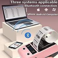 HM2 Mini Impresora Térmica, Impresora Bluetooth Portátil ...