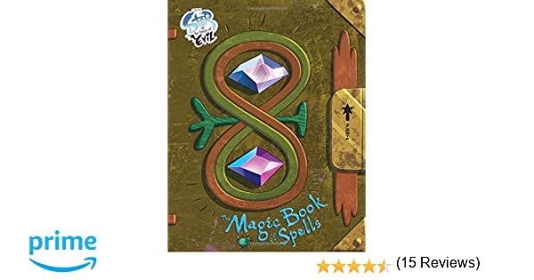 Star vs. the Forces of Evil: The Magic Book of Spells: Amazon.es: Daron Nefcy, Dominic Bisignano, Amber Benson: Libros en idiomas extranjeros