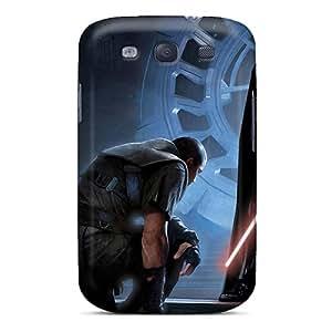 Cute High Quality Galaxy S3 Star Wars Darth Vador Case