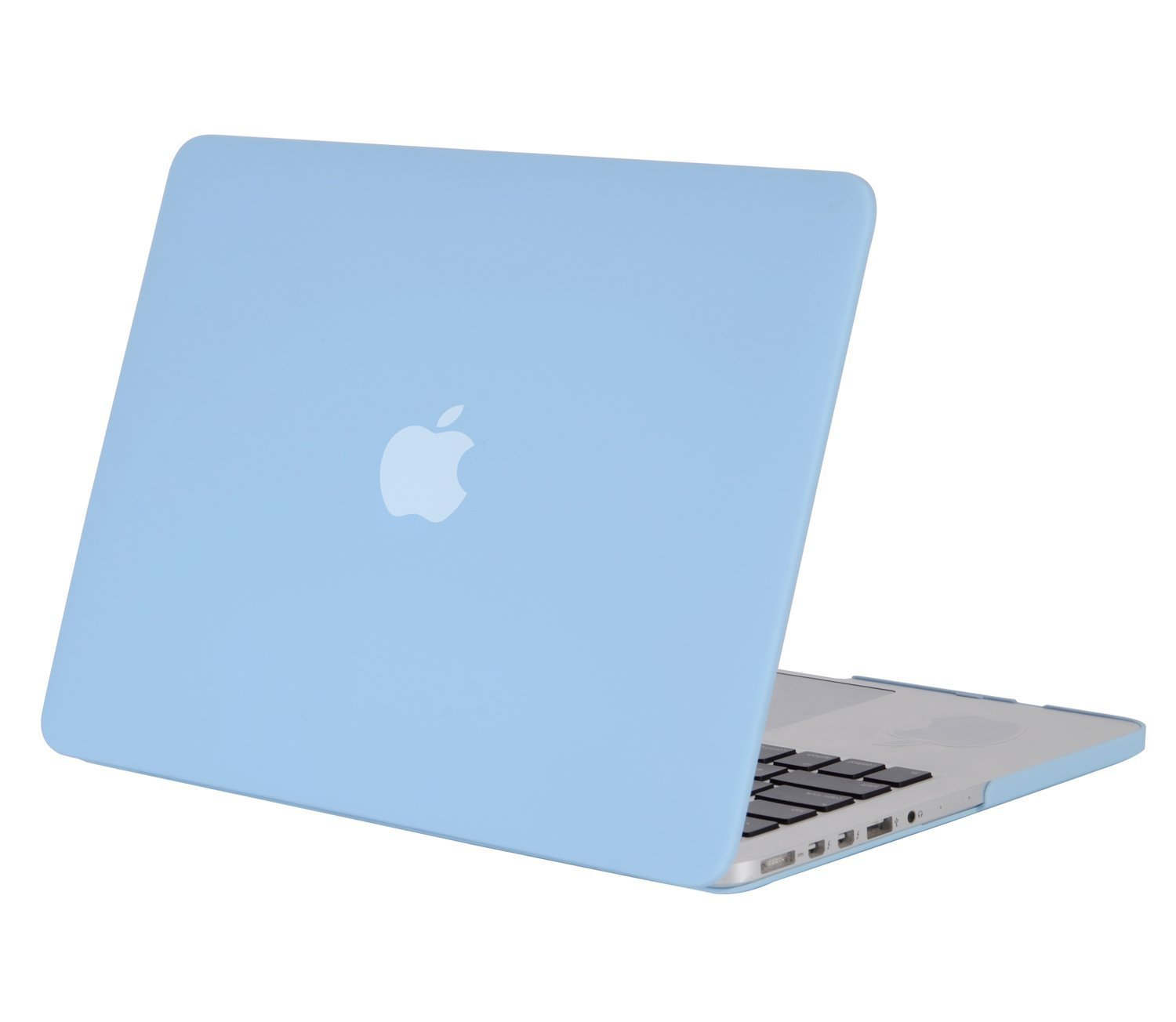 Amazon.com: Mosiso Plastic Hard Case Cover Only for MacBook Pro 13 ...