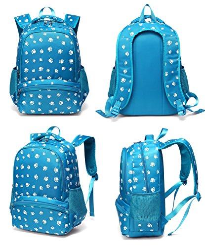 Little Girls Backpacks for Kindergarten Kids Preschool Boys School Bags  Durable Bookbags (Small c4994cc6057eb