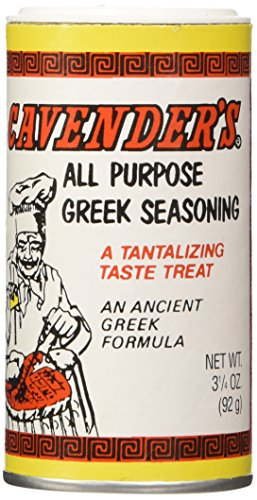 Cavender All Purpose Greek Seasoning 3.25 oz