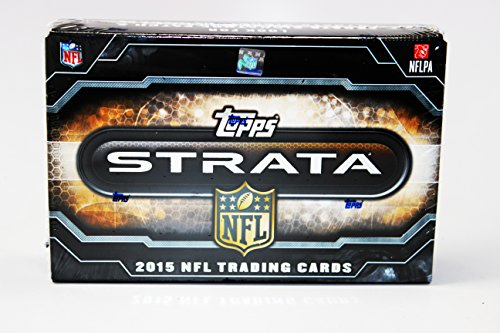 Topps Strata Football Cards Relics