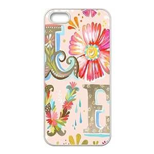 Iphone 5,5S Cartoon Phone Back Case DIY Art Print Design Hard Shell Protection TY028152