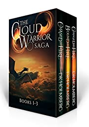 The Cloud Warrior Saga: Books 1-3