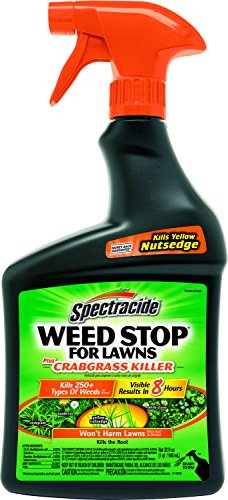 Spectracide Weed Stop For Lawns Plus Crabgrass Killer (Ready-to-Use) (HG-96436) (32 fl oz)