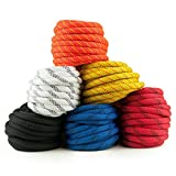 #9: Sterling Nylon Static Rope Short Hanks - 9mm-3/8