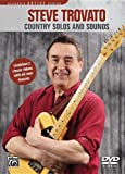 Steve Trovato -- Country Solos and Sounds (DVD)