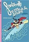Fantômette, tome 5 : Fantômette et l'île de la sorcière par Chaulet