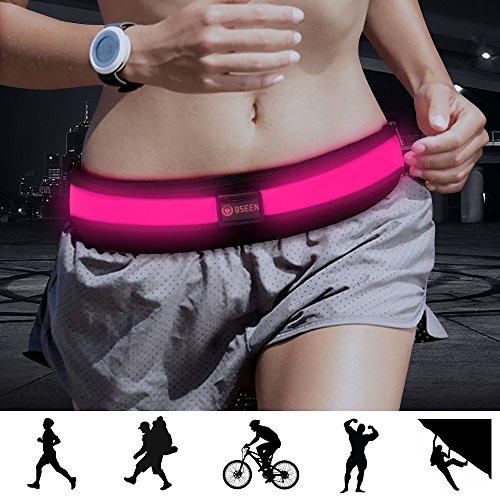 Led Light Up Belts
