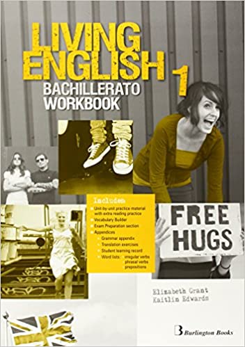 LIVING ENGLISH 1 WB.(2014) BCH 1: Amazon.es: Vv.Aa.: Libros en idiomas extranjeros