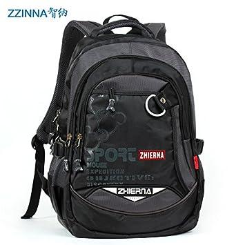 Ofertas diarias SunBao mochilas escolares de niños y niñas hijos mochilas escolares mochilas descarga secundaria impermeable