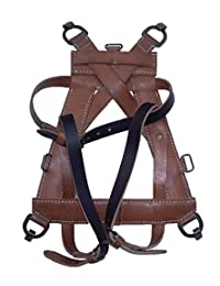 Epic Militaria Replica WW2 German All Leather A-frame