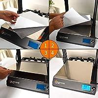 Eryone Actualización 3D impresora plataforma, Maflex magnético ...