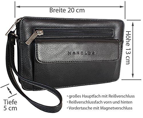 Schwarz Groß Schwarz portatutto Klein organizer Harold`s Nero Borsa wqYpzXO