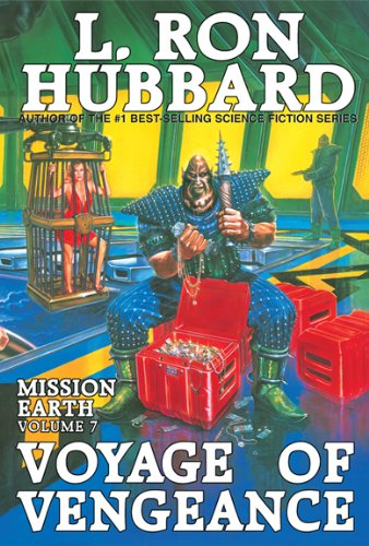 Voyage Of Vengeance by L. Ron Hubbard