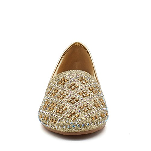 Gold Ballet London Ballet Footwear Footwear Donna Donna London HRqw0nn1
