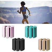 2-delige Verstelbare enkelgewichten, Enkelgewichten polsbanden, Pair Benen Gewicht Voor Running-Jogging-Wandel Aerobics…