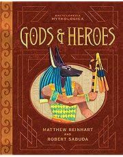 Encyclopedia Mythologica: Gods and Heroes Pop-Up: Canadian Version