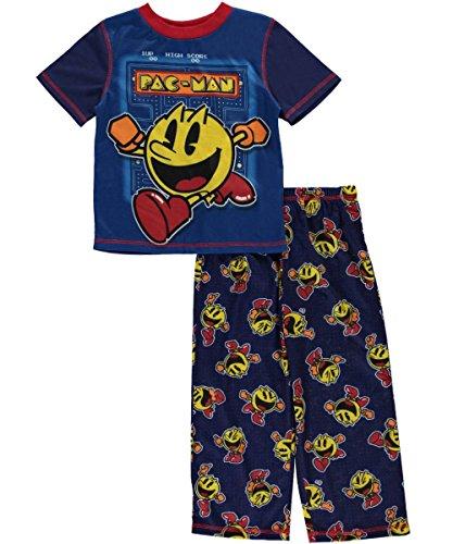 Pacman Big Boys 2pc Sleepwear product image