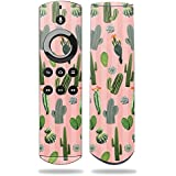 MightySkins Skin For Amazon Fire TV Remote - Cactus Garden | Protective, Durable, and Unique Vinyl Decal wrap cover | Easy To Apply, Remove, and Change Styles | Made in the USA