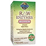 Garden of Life Vegetarian Digestive Supplement for Women – Raw Enzymes Women for Digestion, Bloating, Gas, and IBS, 90 Capsules Review