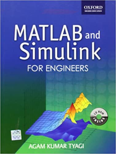 Matlab and Simulink for Engineers (Oxford Higher Education