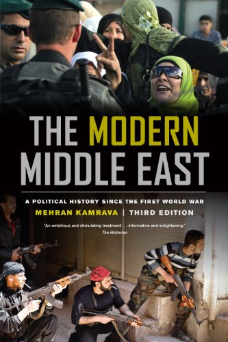 Download The Modern Middle East, Third Edition: A Political History since the First World War Pdf
