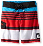 Quiksilver Baby-Boys Infant You Know This, Chili Pepper, 18 Months image