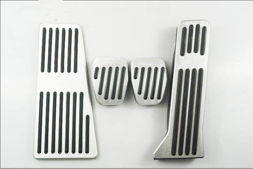 Geeignet f/ür 2 3 6 CX 3 CX 4 CX 5 CX 9 Auto Ersatzpedal Pedal Bremse und Gas Pedal Covers Zubeh/ör Rutschfeste Pedale Set AT With LOGO 2St/ück