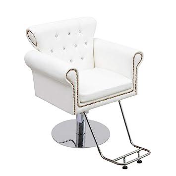 Amazon.com: Generic hidráulico Styling silla silla de Barber ...
