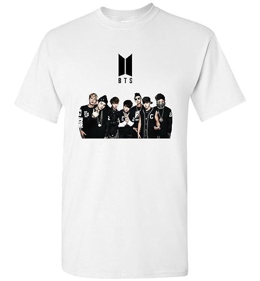 Amazon com: The Incredible BTS Full Members Danger Logo T