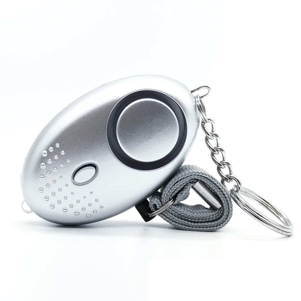 HAJZF Sonido Segura Alarma Personal, 130Db Seguridad Protege ...