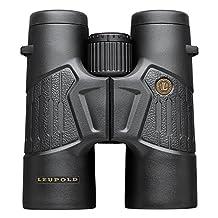 Leupold Cascades Roof Prism Binoculars, Black