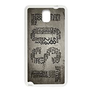 Happy Lost Design Personalized Fashion High Quality Phone Case For Samsung Galaxy Note3