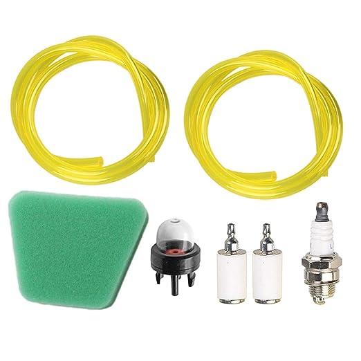 HIPA - Bujía para Filtro de Aire de Combustible para Motosierra ...