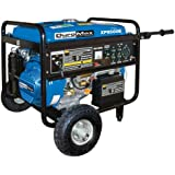 DuroMax XP8500E-CA 8,500 Watt 16 HP OHV 4-Cycle Gas Powered Portable Generator With Wheel Kit And Electric Start (CARB Compliant)