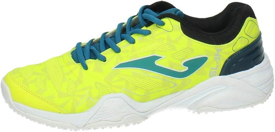 JOMA T.SLAMS-811 Zapatillas Running Hombre Deportivos Amarillo 47: Amazon.es: Deportes y aire libre