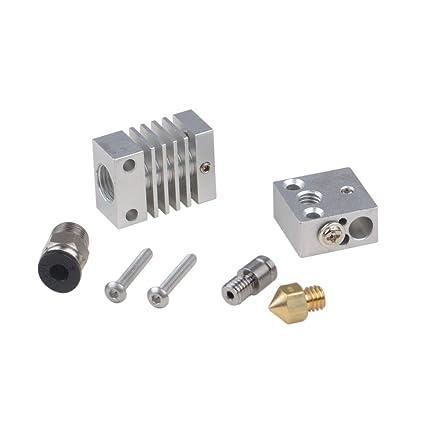 Power Management - Juego de extrusores para Impresora 3D (4,1 mm ...