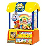 Pororo Claw Candy Toy Grabber Crane Machine with Pororo vioce Sound and Songs