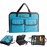 Tool Organizers YT Tool Bag 31021050mm Waterproof Electrician Tool Bag Oxford Canvas Handbag Organizer Tools