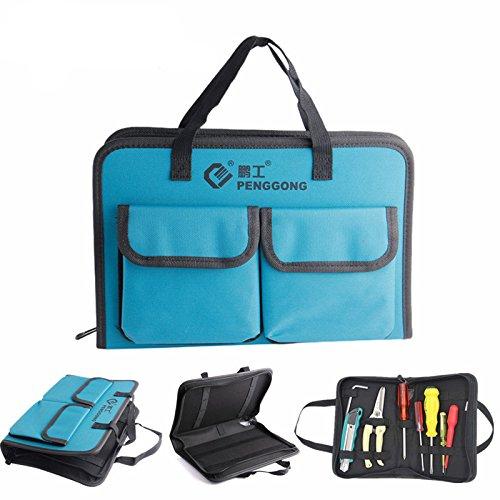Tool Organizers YT Tool Bag 31021050mm Waterproof Electrician Tool Bag Oxford Canvas Handbag Organizer Tools