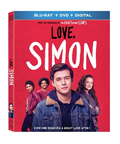 Love, Simon [Blu-ray] by 20th Century Fox
