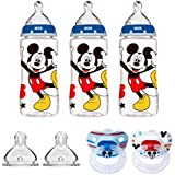 NUK Disney Baby Bottle & Pacifier Newborn...