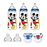 #3: NUK Bottle & Pacifier Newborn Set, Mickey Mouse