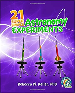 Book 21 Super Simple Astronomy Experiments