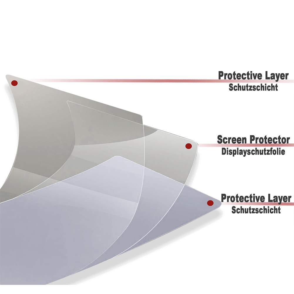 Protector de Pantalla para salpicadero de Motocicleta pel/ícula de protecci/ón contra ara/ñazos Tama/ño Libre Transparente pel/ícula Protectora de TPU HD Transparente para BMW R1250GS ADV 2018 2019